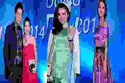 Kiều nữ Việt đọ sắc vóc