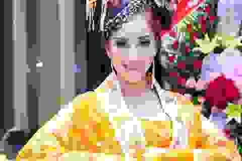 Khánh Thi mặc đồ cổ trang sắm vai Điêu Thuyền