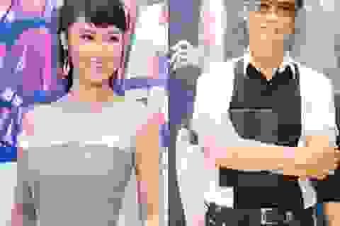 """Hồng Nhung ngồi """"ghế nóng"""" cùng giám khảo """"khó tính"""" Lê Hoàng"""