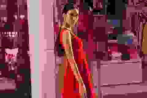 Giải vàng Siêu mẫu Việt Nam 2013 cuốn hút trên sàn catwalk