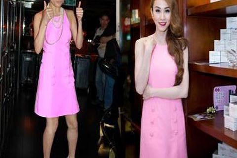 Ngân Khánh diện váy hàng hiệu 38 triệu đồng