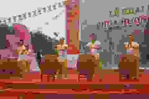 Hà Tĩnh: Khai hội chùa Hương Tích