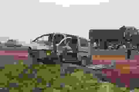 Thuê xe gây tai nạn liên hoàn, 1 người chết