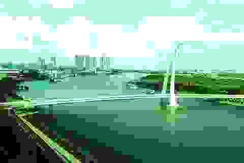 TPHCM khởi công xây dựng cầu Thủ Thiêm 2