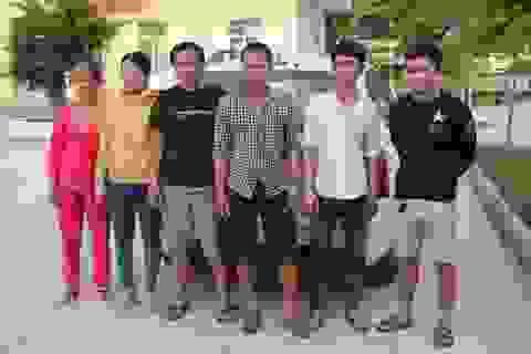 Xử phạt 18 đối tượng vượt biên qua Campuchia đánh bạc