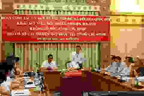 5 tháng, TPHCM đưa 3.200 người nghiện vào cơ sở xã hội