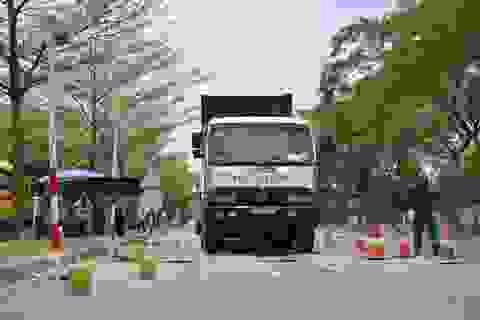 Đặt trạm cân xe tự động kiểm soát xe quá tải ở 3 cửa ngõ thành phố