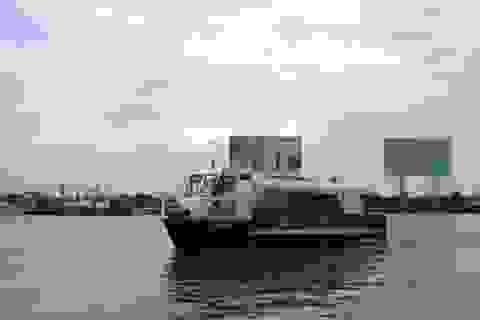 """TPHCM sắp có 2 tuyến """"buýt"""" đường thủy"""