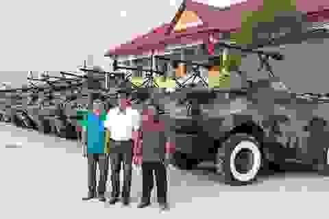 """Trung tướng Campuchia nói về ông Hải """"máy bay"""""""
