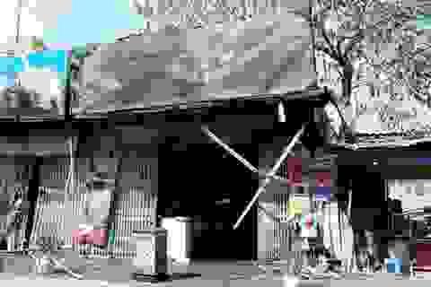 Hà Nội: Cửa hàng tạp hóa phát hỏa lúc nửa đêm, 1 người chết