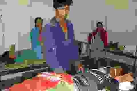 Chàng thanh niên Khmer rơi từ cây cao 11m xuống đất thoát chết kỳ diệu