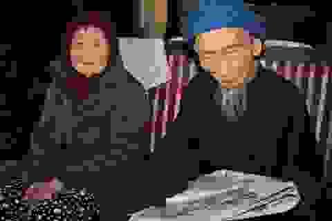 """Mối tình vượt thời gian của """"đôi tình nhân"""" cao tuổi nhất châu Á"""