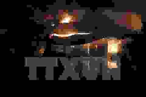 Đốt lửa sưởi gây cháy nhà, một người tử vong