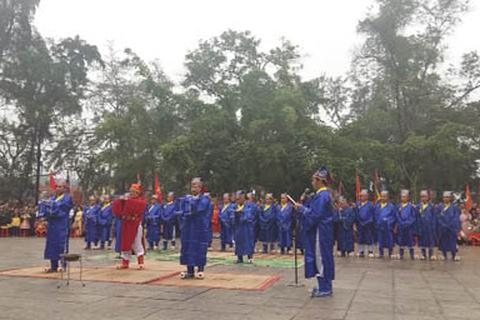 Lễ hội Yên Thế tưởng nhớ người anh hùng áo nâu Hoàng Hoa Thám