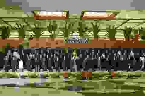 Mở rộng quan hệ hợp tác nhiều mặt với các nước Á-Phi