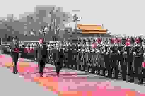 Tổng Bí thư Nguyễn Phú Trọng gửi điện cảm ơn Chủ tịch Trung Quốc