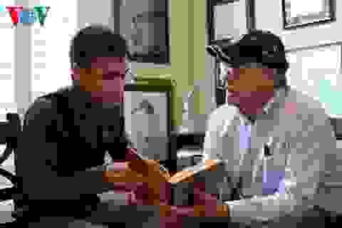"""""""Nhật ký Kon Tum"""" và sự cứu rỗi cuộc đời một cựu binh Mỹ"""