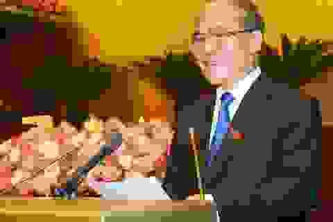 Phát biểu khai mạc Kỳ họp thứ 9 của Chủ tịch Quốc hội