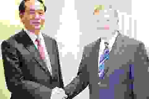 Việt Nam - Belarus chia sẻ kinh nghiệm bảo đảm an ninh quốc gia