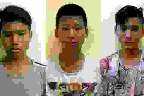 Hà Nội: Dùng dao đe dọa cướp xe Liberty của thiếu nữ