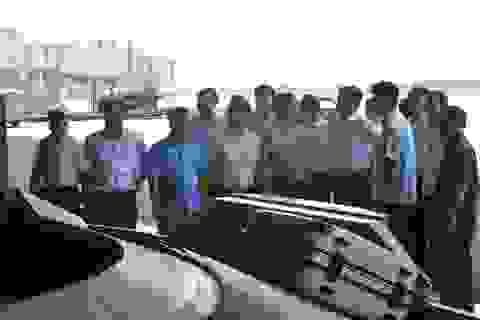 Bộ trưởng Thăng yêu cầu rà soát an ninh nội bộ các sân bay