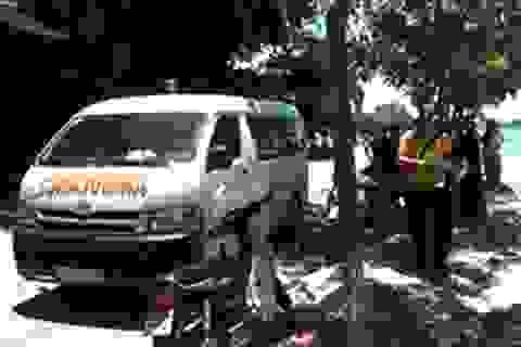 Hà Nội: Phát hiện người đàn ông tử vong trên vô lăng ô tô
