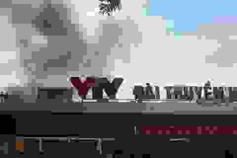"""""""Bà hỏa"""" ghé thăm Đài Truyền hình Việt Nam"""