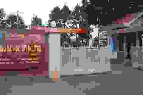 363 sinh viên bị buộc thôi học