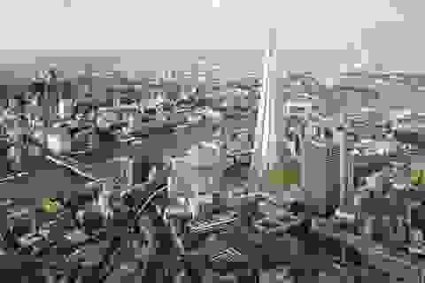 """""""Đại gia"""" châu Á đổ xô mua nhà ở London"""