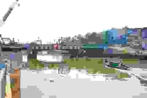 Sắp tháo dỡ cầu Bông - cây cầu lịch sử của Sài Gòn