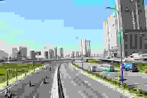 Xây dựng Xa lộ Hà Nội thành tuyến đường kiểu mẫu