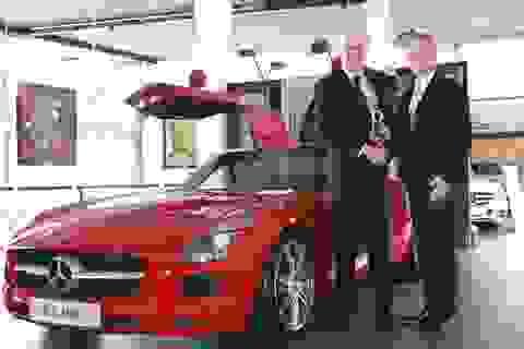 Vietnam Star Automobile đạt giải thưởng Dịch vụ hậu mãi xuất sắc 6 năm liền