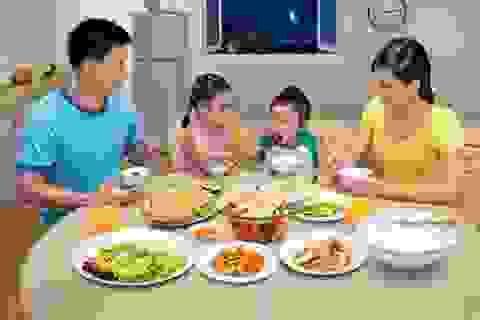 Món ngon thanh đạm cho gia đình sau Tết