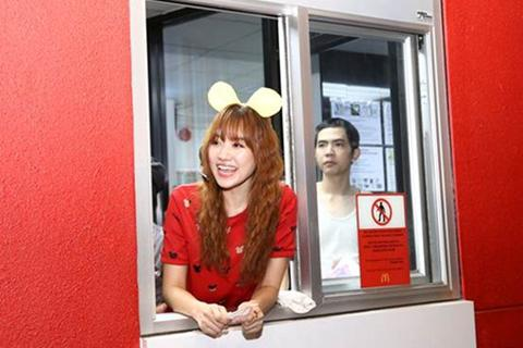 Những niềm vui từ chiến dịch Imlovinit24 của McDonald's
