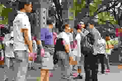 """""""Chán"""" Ai Cập và Thái Lan, du khách Nga đổ xô đến Việt Nam"""