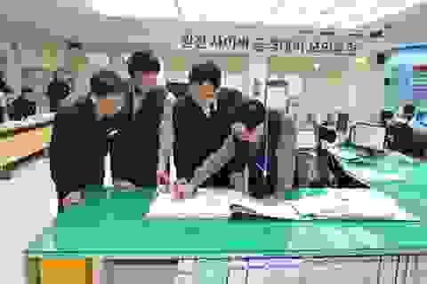 Hàn Quốc diễn tập chống tấn công mạng nhằm vào nhà máy hạt nhân