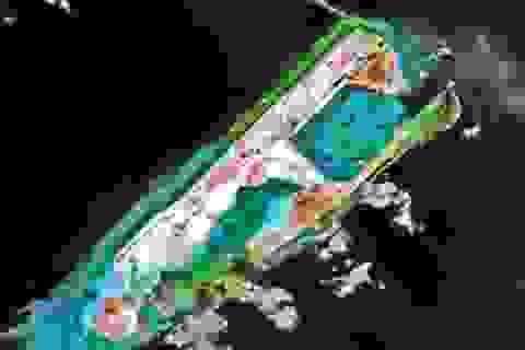 Trung Quốc hoàn thành đường băng phi pháp trên bãi Chữ Thập vào cuối năm