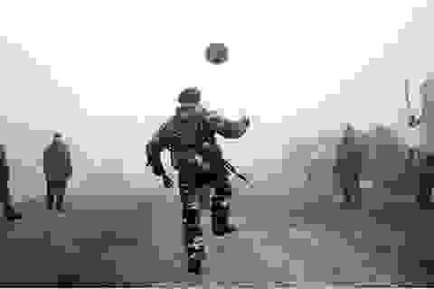 """Lệnh ngừng bắn """"về cơ bản"""" được tuân thủ tại đông Ukraine"""