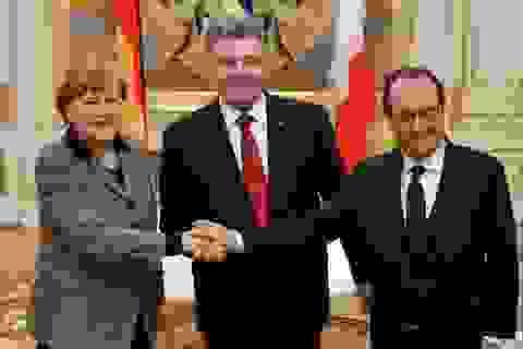 Hội đàm Ukraine-Pháp-Đức: Hy vọng về một thỏa thuận đình chiến