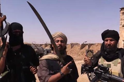 IS bắt cóc 90 người Cơ Đốc giáo tại Syria