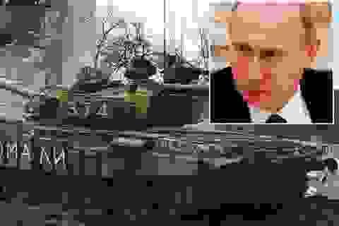 Tổng thống Putin: Chiến tranh với Ukraine là điều không nghĩ đến