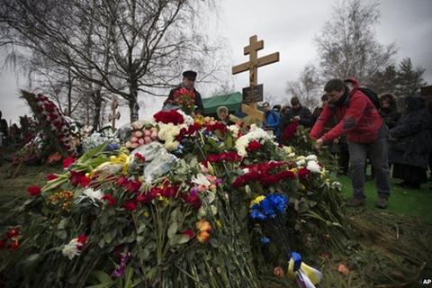 Hàng nghìn người Nga vĩnh biệt cựu Phó thủ tướng bị ám sát
