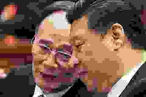 """Vương Kỳ Sơn, """"nhân vật số 2"""" của Trung Quốc"""