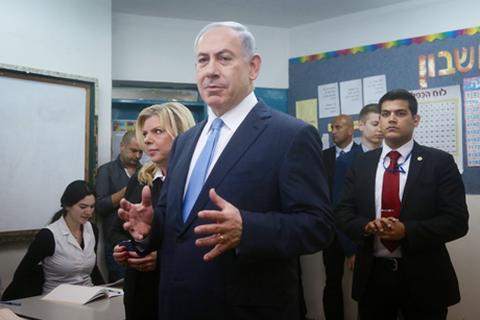 Đảng của Thủ tướng Netanyahu giành chiến thắng sít sao