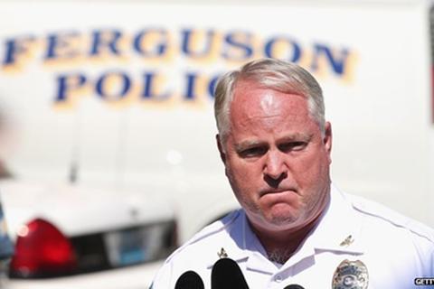 Mỹ: Cảnh sát trưởng Ferguson từ chức sau cáo buộc phân biệt chủng tộc