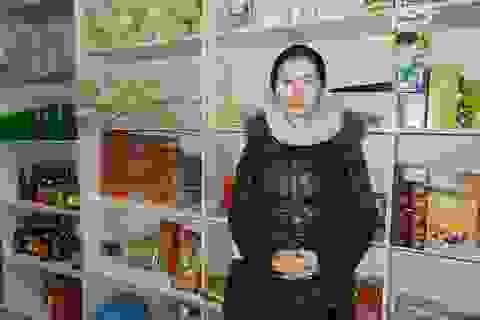 Cô gái Nga tìm người bố Việt