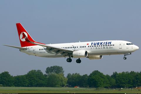 Máy bay Thổ Nhĩ Kỳ hạ cánh khẩn cấp tại Morocco vì bị dọa đánh bom