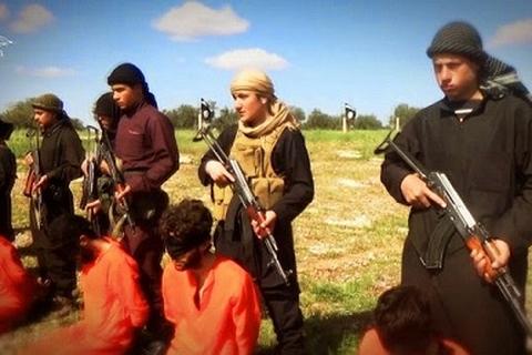 Phiến quân IS hành quyết 37 dân thường ở Syria