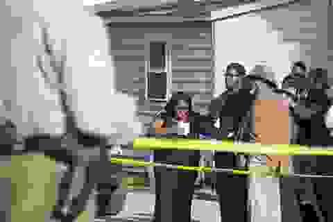 Mỹ: 8 bố con tử vong do ngộ độc khí