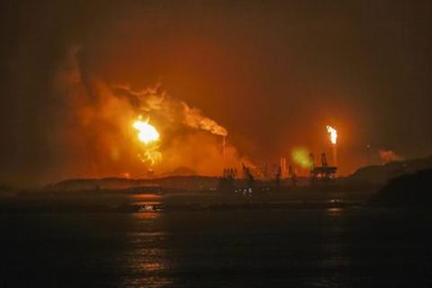 Trung Quốc: Nổ lớn tại nhà máy hóa chất ở Phúc Kiến